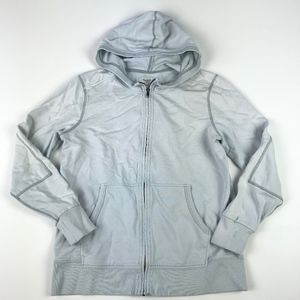 Madewell Cotton Jersey Hoodie Sweater #844